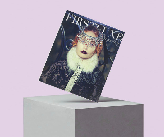 Magazines FIRSTLUXE Signature